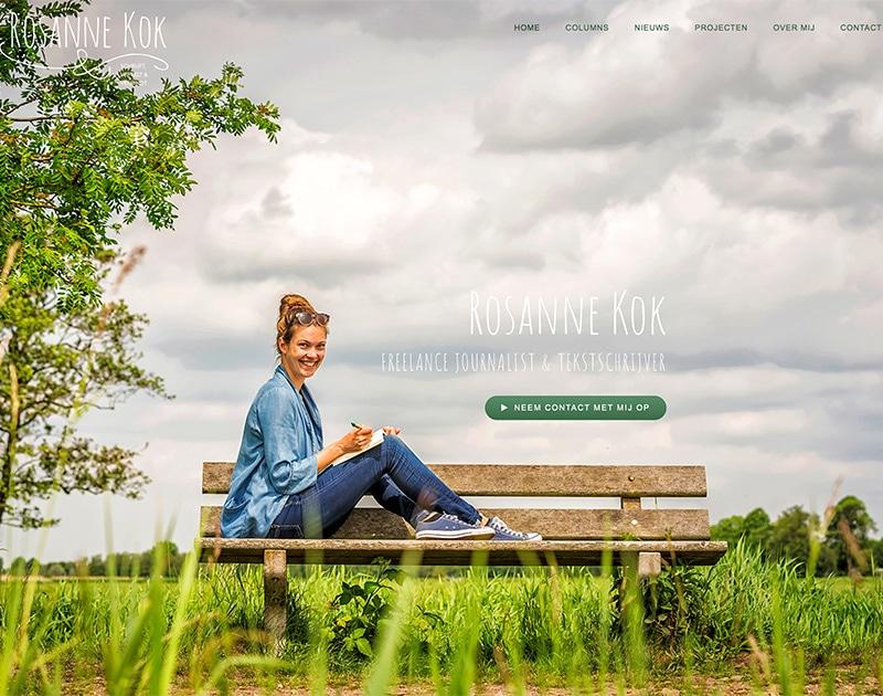 website van Rosanne Kok