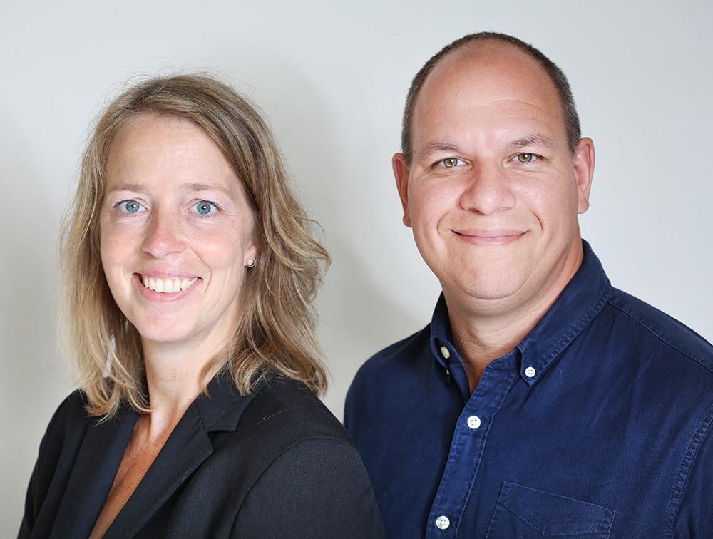 Maurits en Brenda van Yourbiz Online